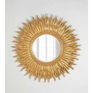 Зеркало в золотой раме – Солнце