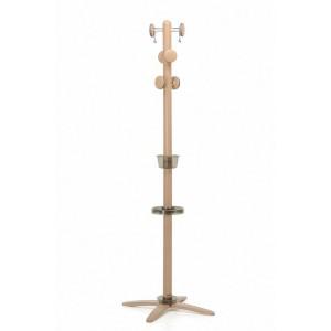 Вешалка-стойка с подставкой для зонтов FOPPAPEDRETTI Parking
