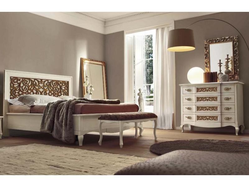 Итальянская спальня Capri  фабрики «VILLANOVA»